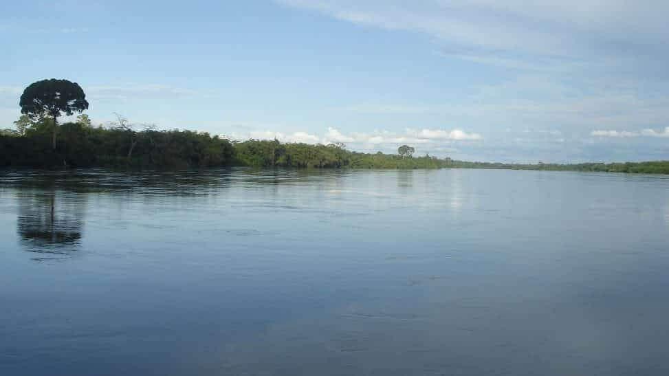 Deadly Congo River