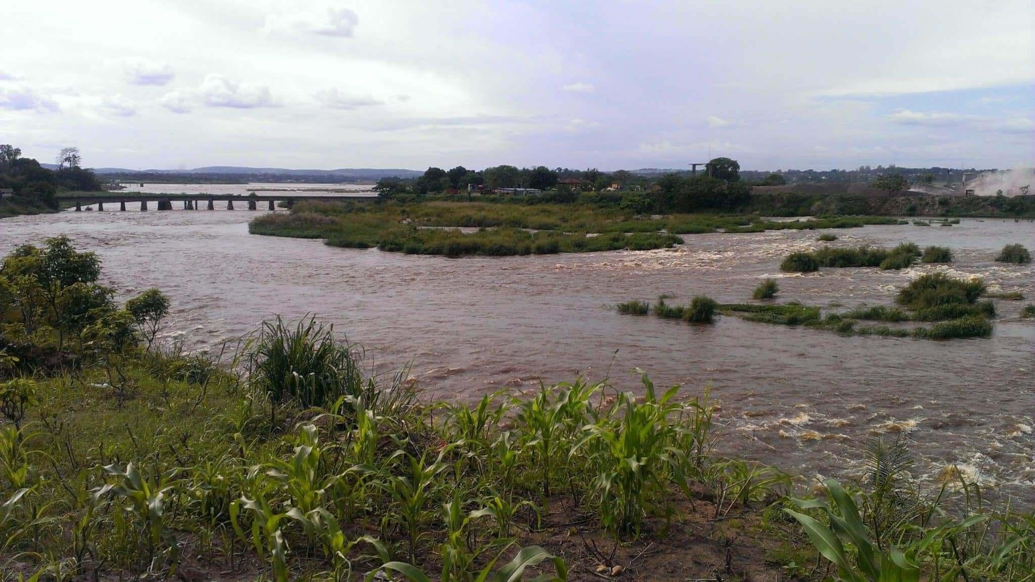 Congo-Lualaba-Chambeshi River