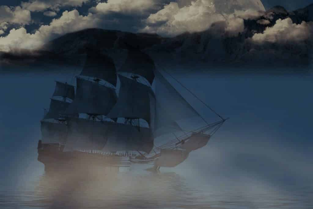 The Chilling Tale of the Flying Dutchman