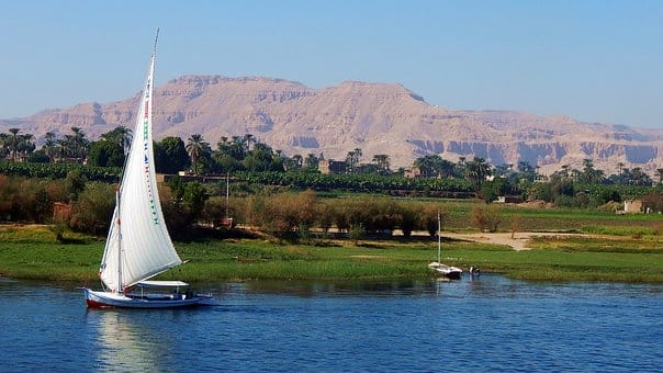 The River Nile is the longest river in the world