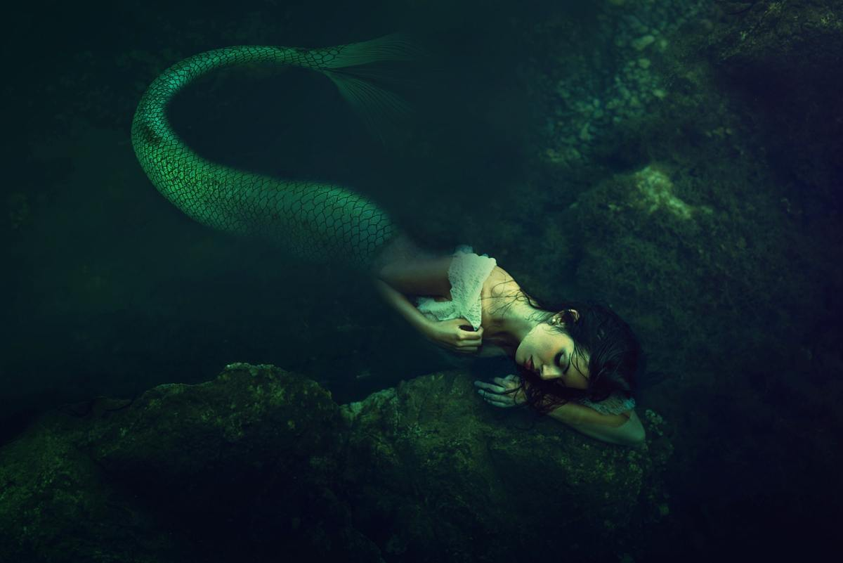 Origin of the Mermaid Myth