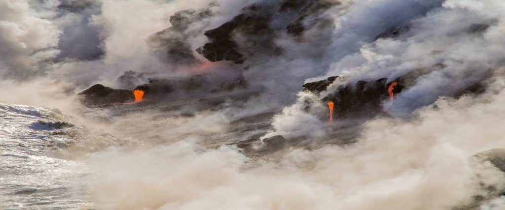 Ocean Volcanism
