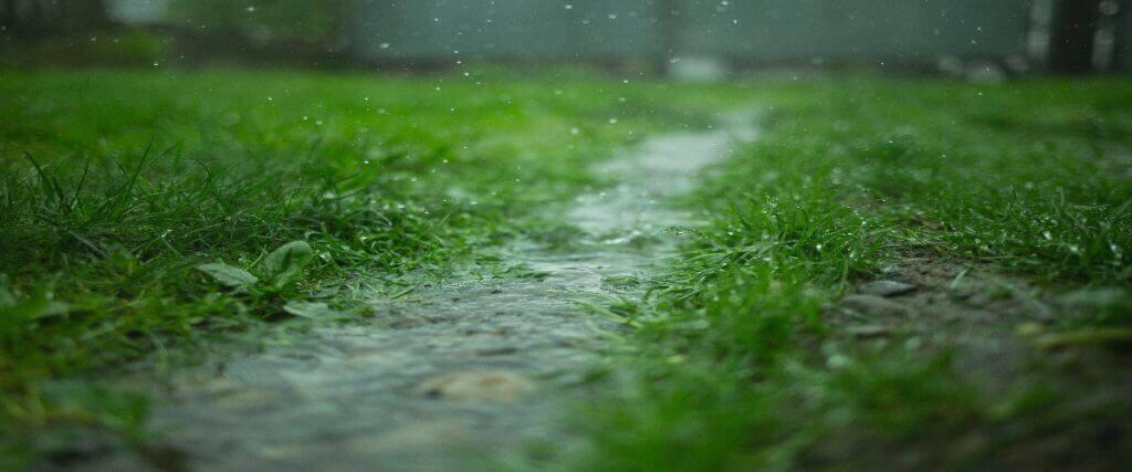 Rainwater - Source of freshwater