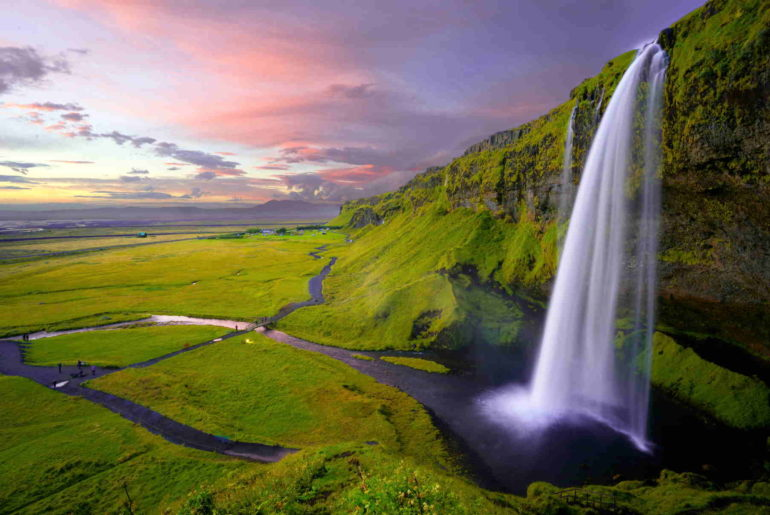 Tallest Waterfalls